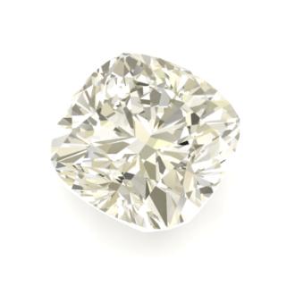 Diamante talla cojín brillante