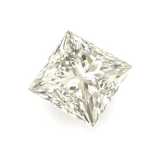 Diamante talla princesa