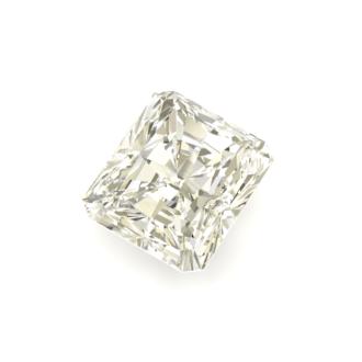 Diamante talla radiant