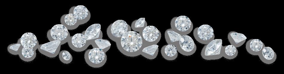 Vender diamantes (brillantes) sueltos
